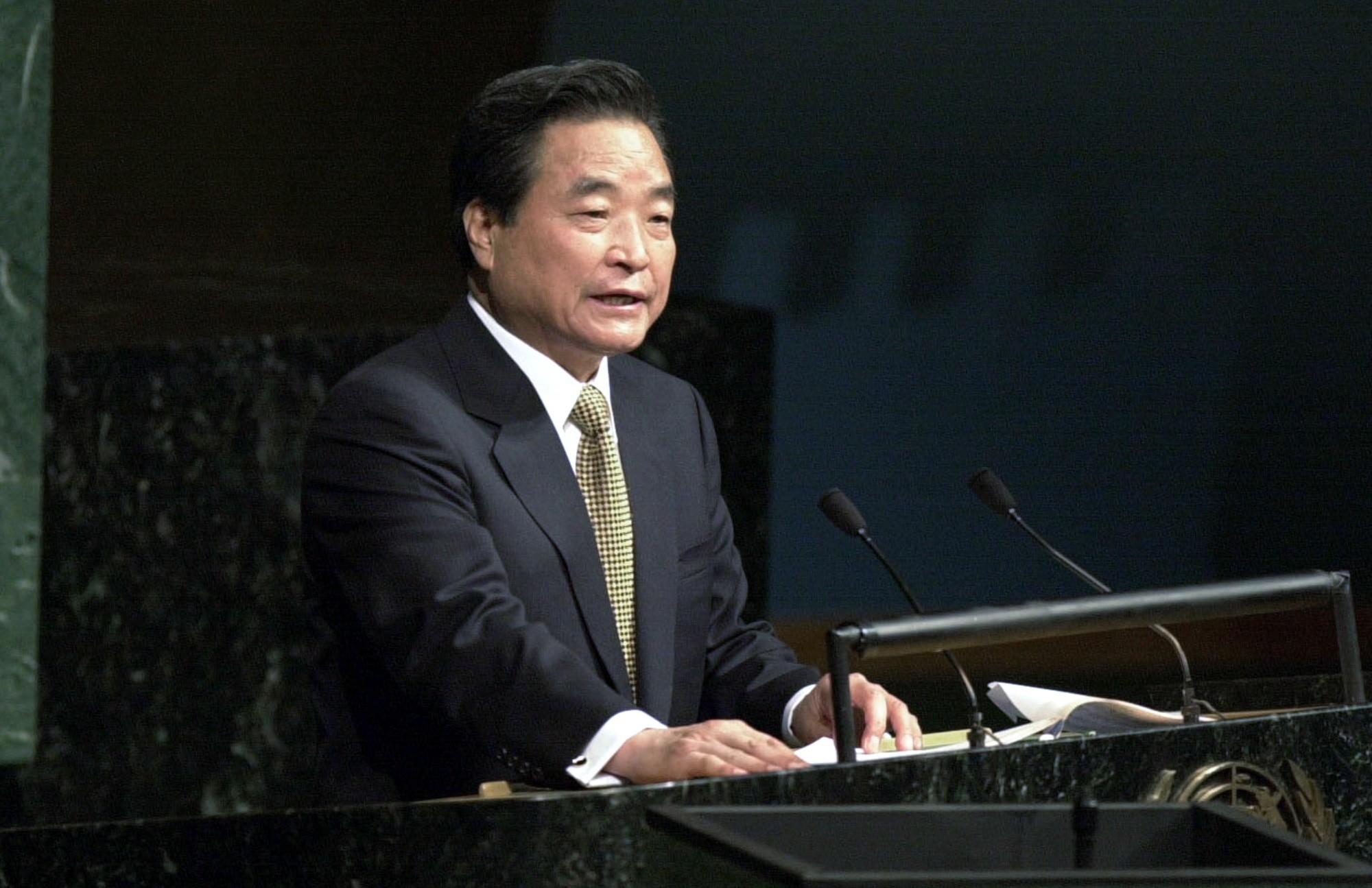 ▲▼南韓前國務總理李漢東病逝,享壽87歲。(圖/達志影像/shutterstock)