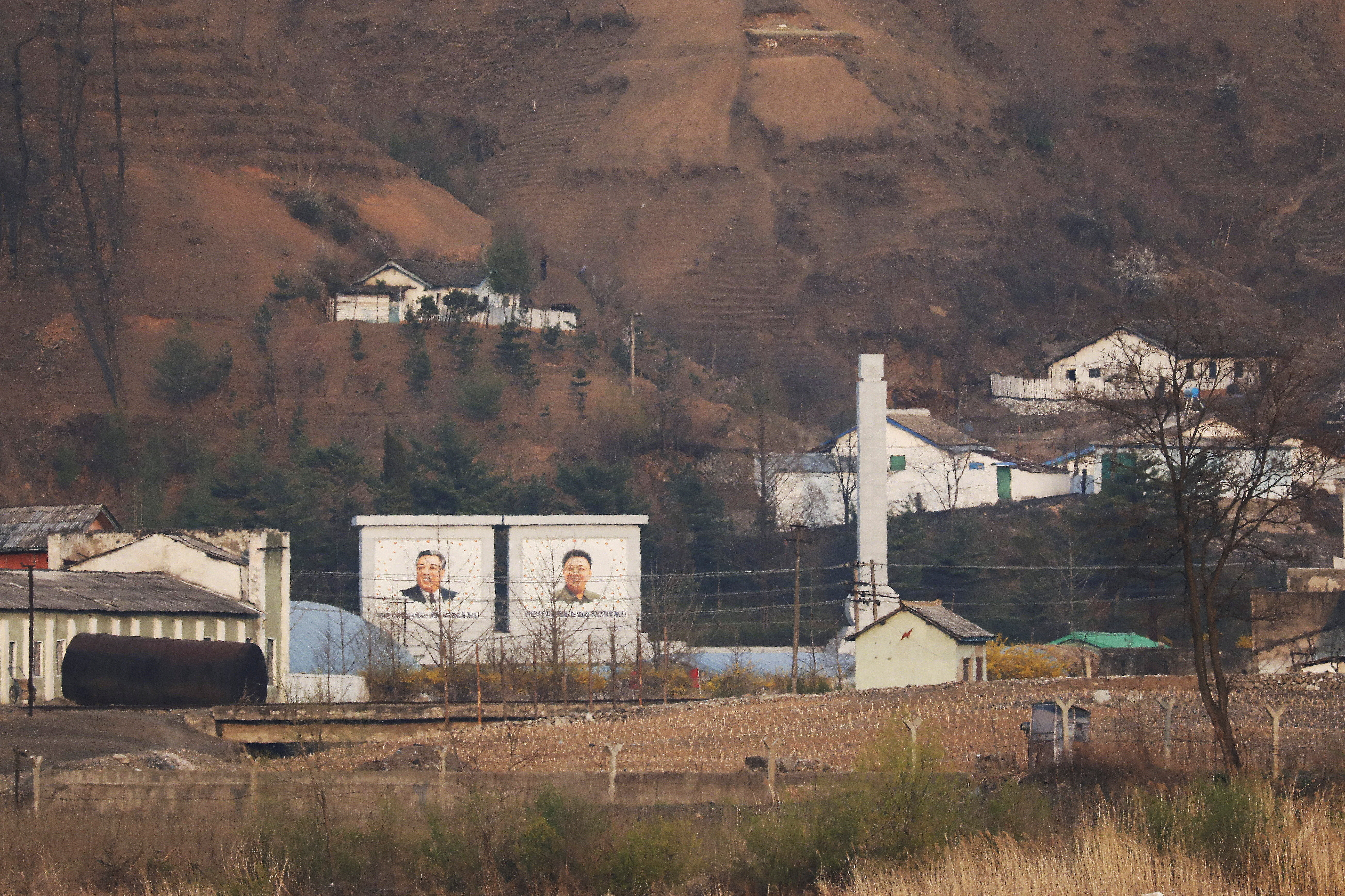 ▲▼希爾認為,北韓面臨新冠疫情、國內民生經濟凋敝、內部壓力,對平壤而言目前不是談判的好時機。(圖/路透社)
