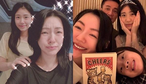 被二女兒讚「冠軍媽媽徐熙娣」 小S感動哭:吵不過許老三的事算了