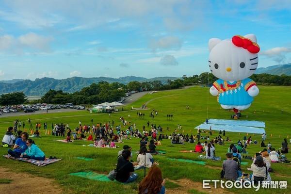 疫情警戒!台東大型活動異動一次看 5/22熱氣球首飛增線上直播