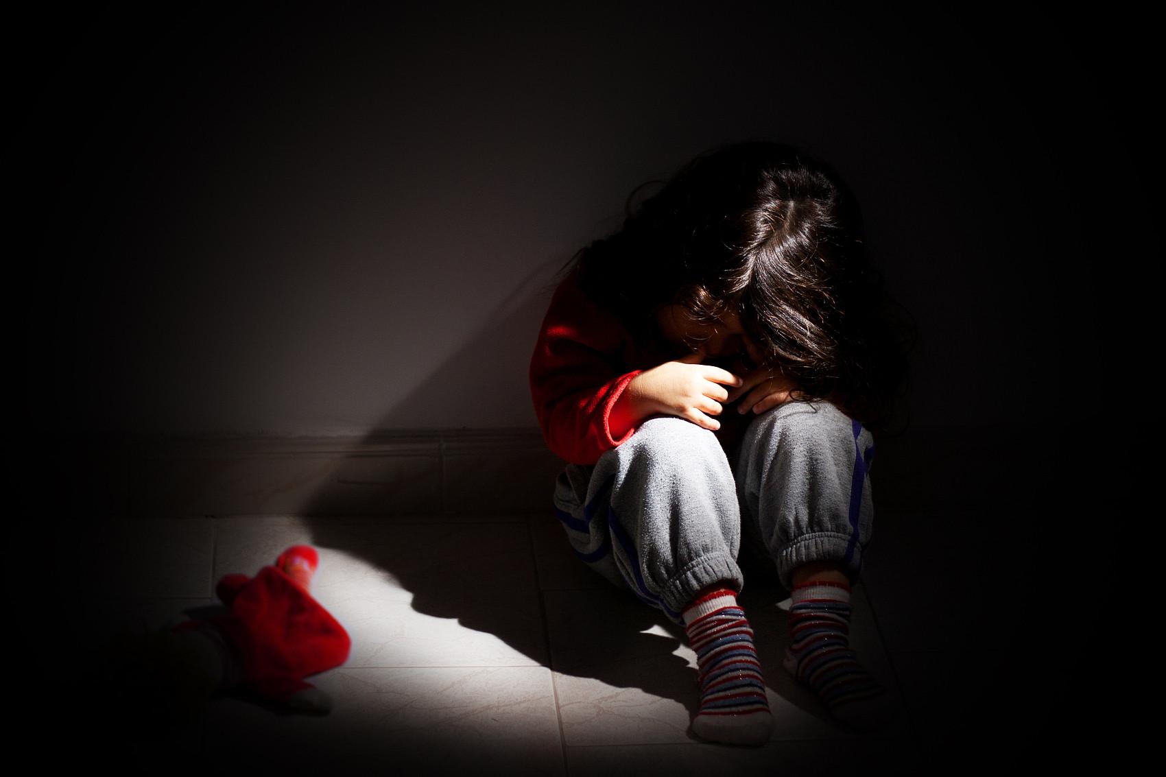 ▲▼女童,家暴,兒童暴力(示意圖/CFP)