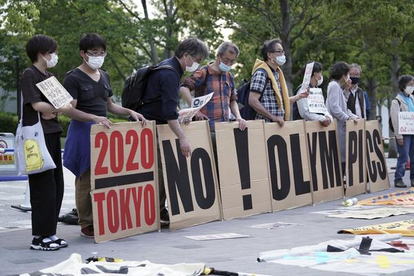 日本疫情嚴峻曝東奧空場舉辦機會大 代表團6月開始接種疫苗