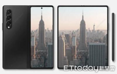 三星8月辦旗艦機發表會!折疊手機Galaxy Z Fold 3部分規格流出