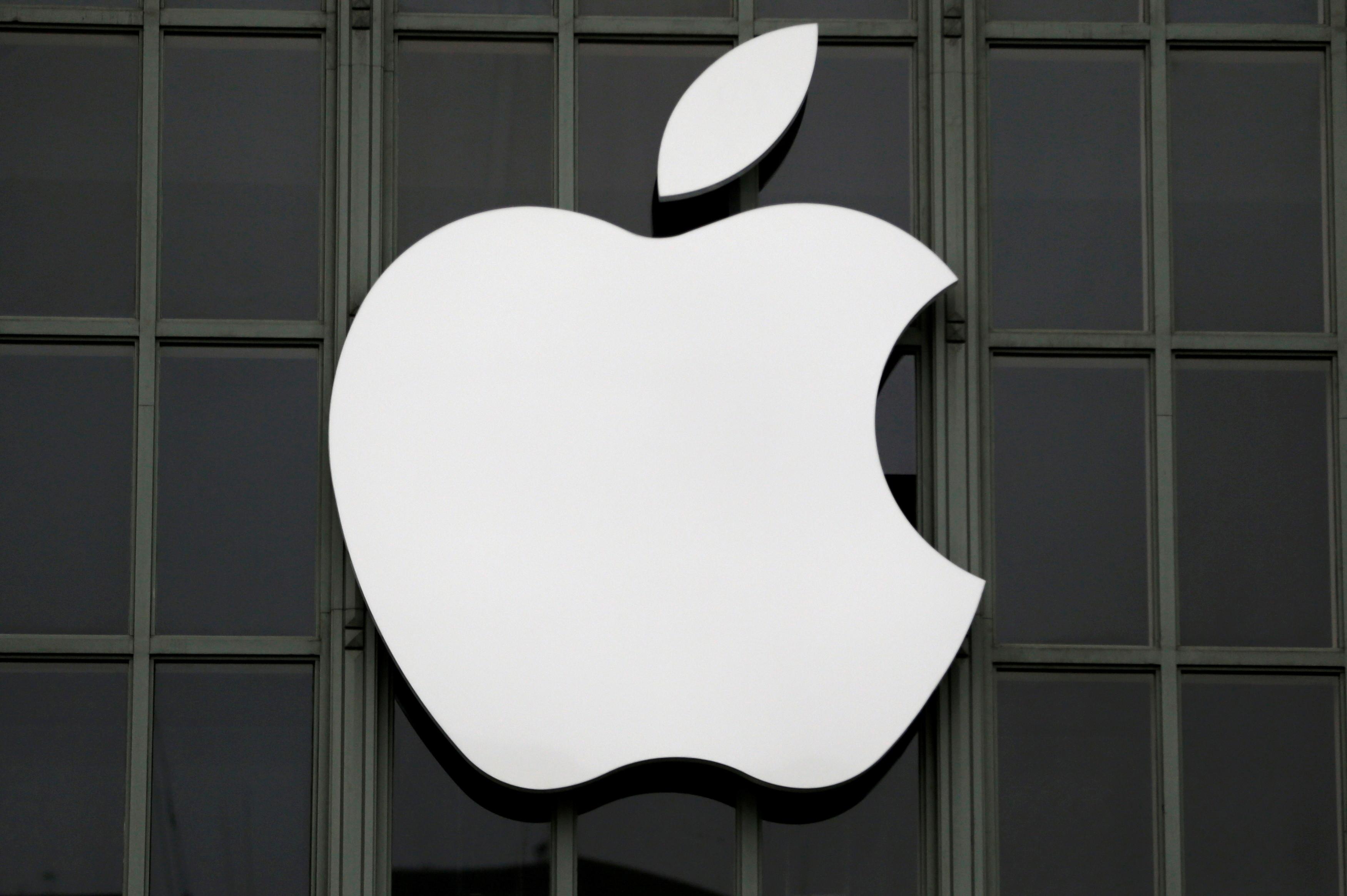 ▲▼蘋果logo,富士康。(圖/路透)