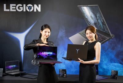 搭載AMD Ryzen-H 系列處理器 Lenovo電競筆電三款齊發