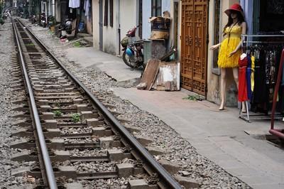 我家門前有鐵路,鏡頭下的越南奇觀