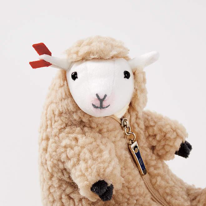▲▼ 光溜溜小羊 。(圖/翻攝自youmore)