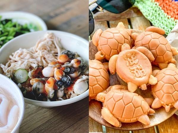 去澎湖就吃這一味!肥美鮮蚵滷肉飯、海龜雞蛋糕 8家在地美食快筆記 | E
