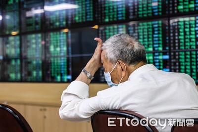 台股本週大跌1457點 券商違約交割金額逼近億元!