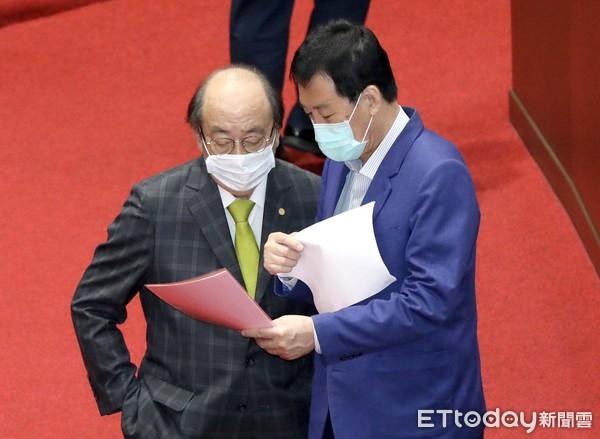 費鴻泰:國民黨很有誠心讓紓困預算趕快發 拜託各黨不要刺激別人   ETt