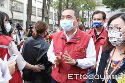 快訊/板橋確診國中生查無感染源!侯友宜:他生活單純