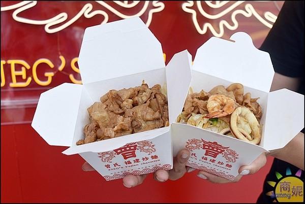 五花肉一咬噴汁!台中福建炒麵 還有Q彈小卷、大隻鮮蝦超豐富 | ETto