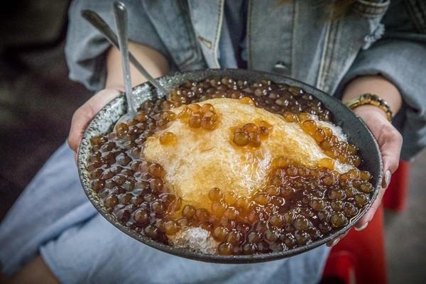 3人吃也行!宜蘭巨無霸粉圓冰老店 還有隱藏版臭豆腐外脆內嫩 | ETto