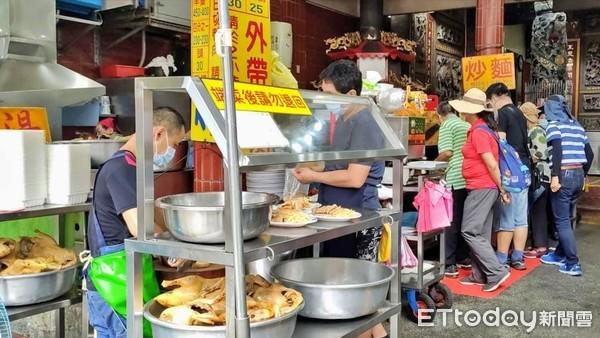 快訊/金包里老街「金山鴨肉」暫停營業 市場慘況長這樣 | ETtoday