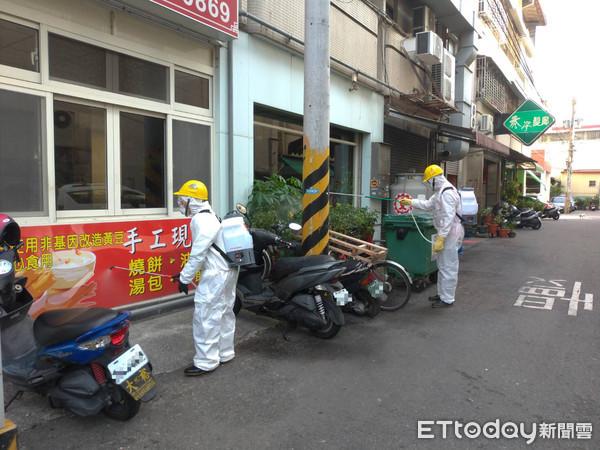 [新聞] 台中確診豆漿伯身份曝!為便當店外送員 市府公布最新足跡