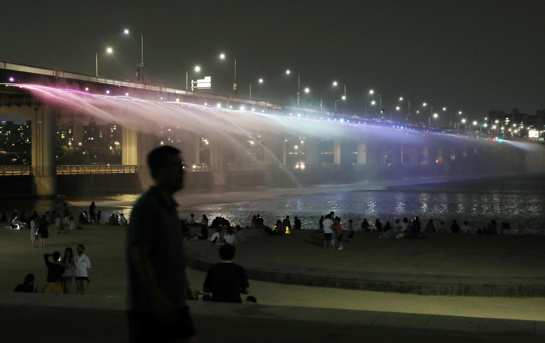 ▲▼首爾漢江被驗出水質含有威而鋼成分。(示意圖/達志影像)