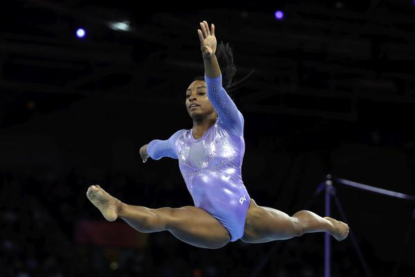 美「體操女王」心理障礙連續退賽! 拜爾絲可能參加平衡木決賽