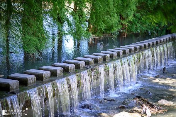 花蓮必訪打卡點!漫步石階欣賞潺潺流水 絕美景色如夢幻畫作 | ETtod