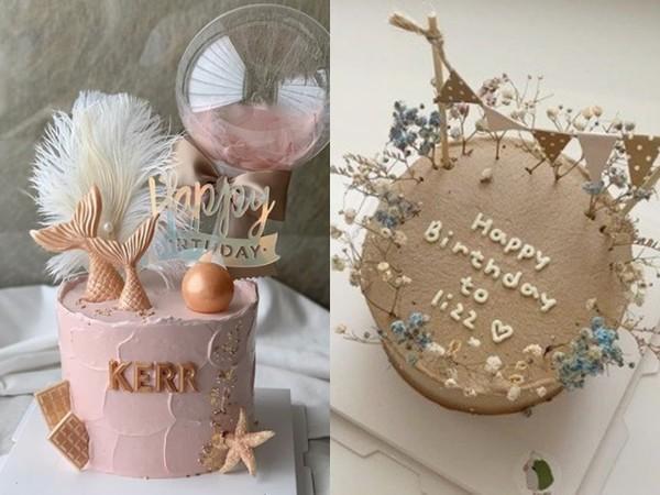 許願必備!網美系「生日訂製蛋糕」4款推薦 一出場就想拍個不停   ET