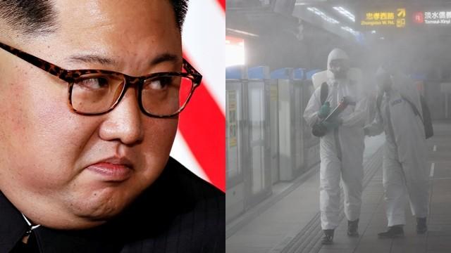 ▲▼台灣新冠疫情出現大破口,就連北韓最高領導人金正恩都相當關心。(圖/路透社)