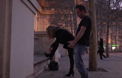 如何和路人來一場免費的街頭性愛?