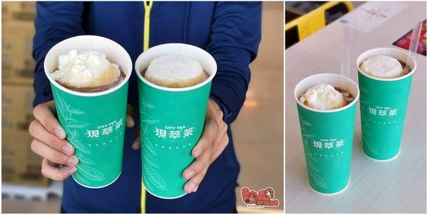 超商「冰淇淋紅茶」邪惡回歸!放進整球冰淇淋 限時第2杯半價爽喝   ET