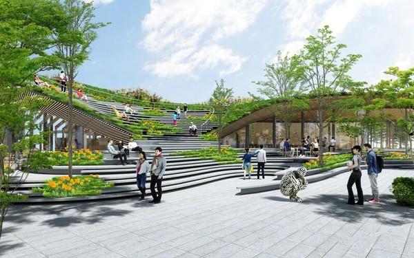 台中未來建築新亮點!隈研吾設計「勤美術館」 2023開幕   ETtod