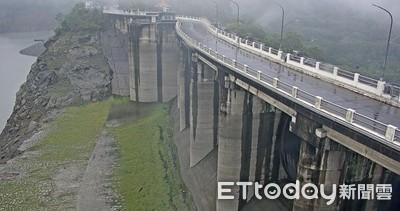 梅雨挹注「全台水庫進帳1.1億噸水!」 等於全台10天用水量