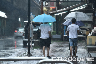 雷雨來襲「嘉義發佈一級淹水警報」 南投列二級「下班小心!」