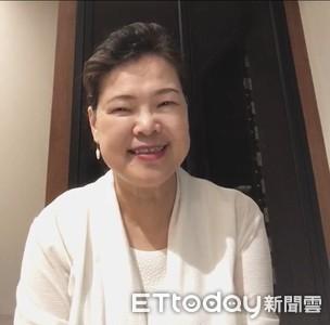影/防疫!經濟部長王美花現身報喜:快篩跟PCR檢測全陰性
