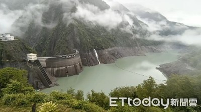 德基水庫水位達1352公尺才會發電 水利署:期待下周梅雨