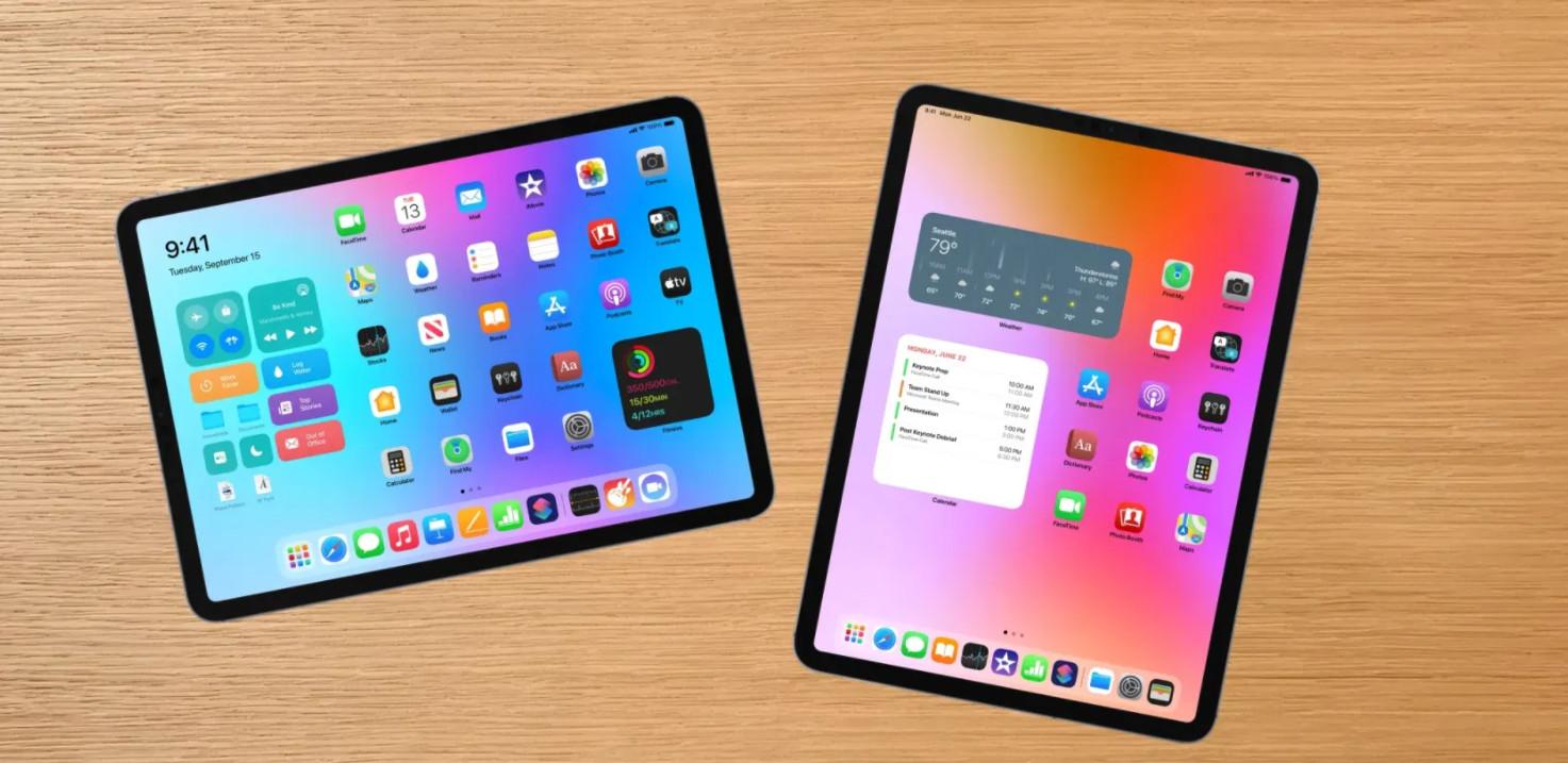 ▲iOS 15、iPadOS 15將登場。(圖/取自9to5mac)