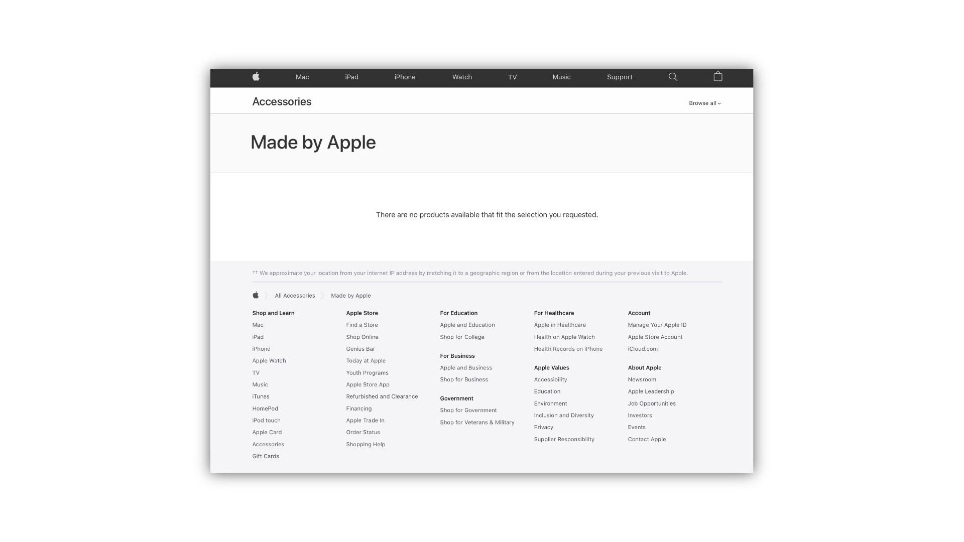 ▲▼Apple Store故障。(圖/取自9to5mac)