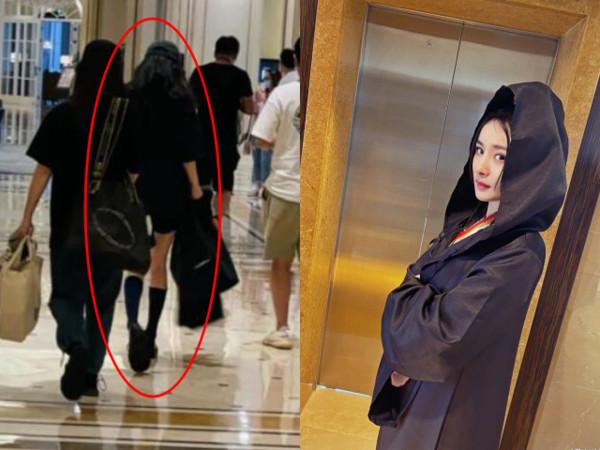 民眾下樓拿外送⋯電梯誤踩「高挑正妹」 抬頭一看才知是戲劇女神 | ETt