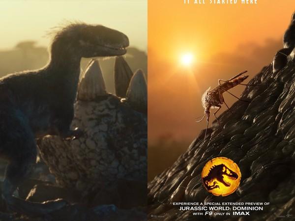 《侏羅紀世界3》海報出爐 「5分鐘預告」搶先《玩命9》