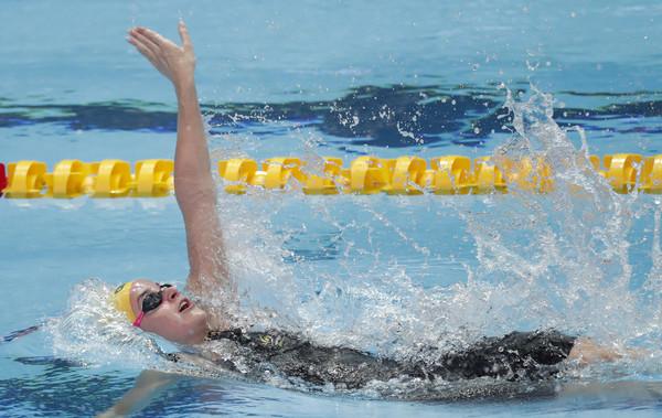 游破女子100公尺仰式世界紀錄 澳洲19歲新星瞄準東奧金牌