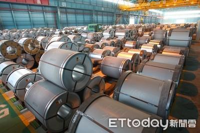 中鋼外銷鋼材明年加收碳附加費 供應鏈ESG管理挑永續夥伴