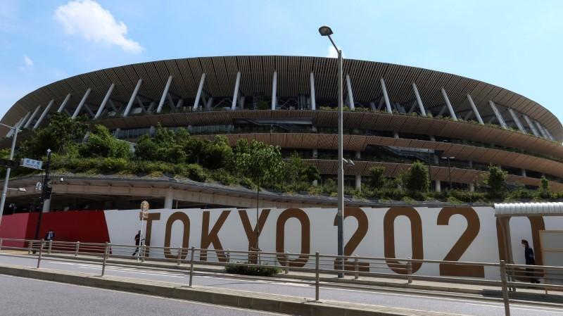 ▲▼專家警告,若東京奧運期間開放觀眾入場,則恐怕增加1萬人染疫。(圖/路透社)