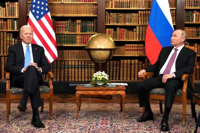 G7,普丁,拜登,日本,法國,德國,南韓,俄羅斯,G20,拜習會
