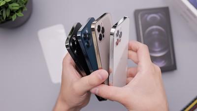 通信業者祭優惠 iPhone 12 Pro 現省4000元