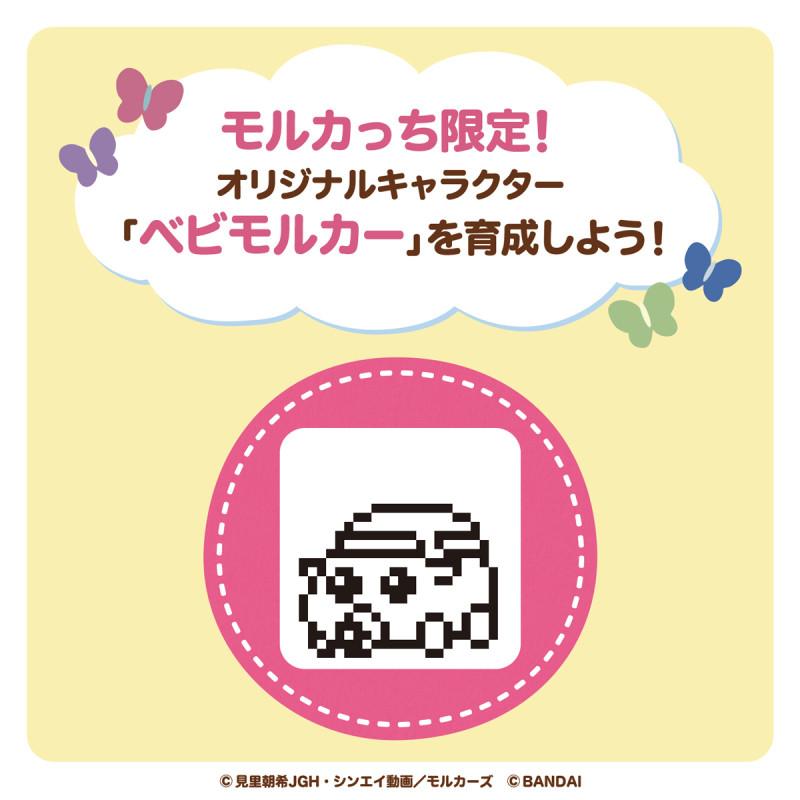 ▲▼電子雞養天竺鼠車車(圖/翻攝自萬代官網)