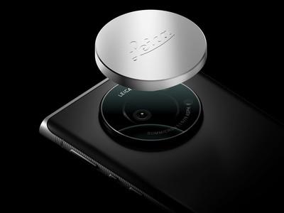 要價4.6萬!有「鏡頭蓋」 徠卡首款智慧型手機日本亮相