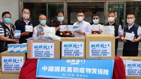 江啟臣批蔡政府「坐著等人送疫苗」 救命不是拿來大內宣 | ETtoday