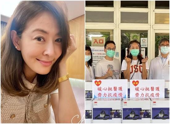 賈永婕霸氣護國「砸500萬買146台PAPR呼吸器」 掃光全台現貨:我包了
