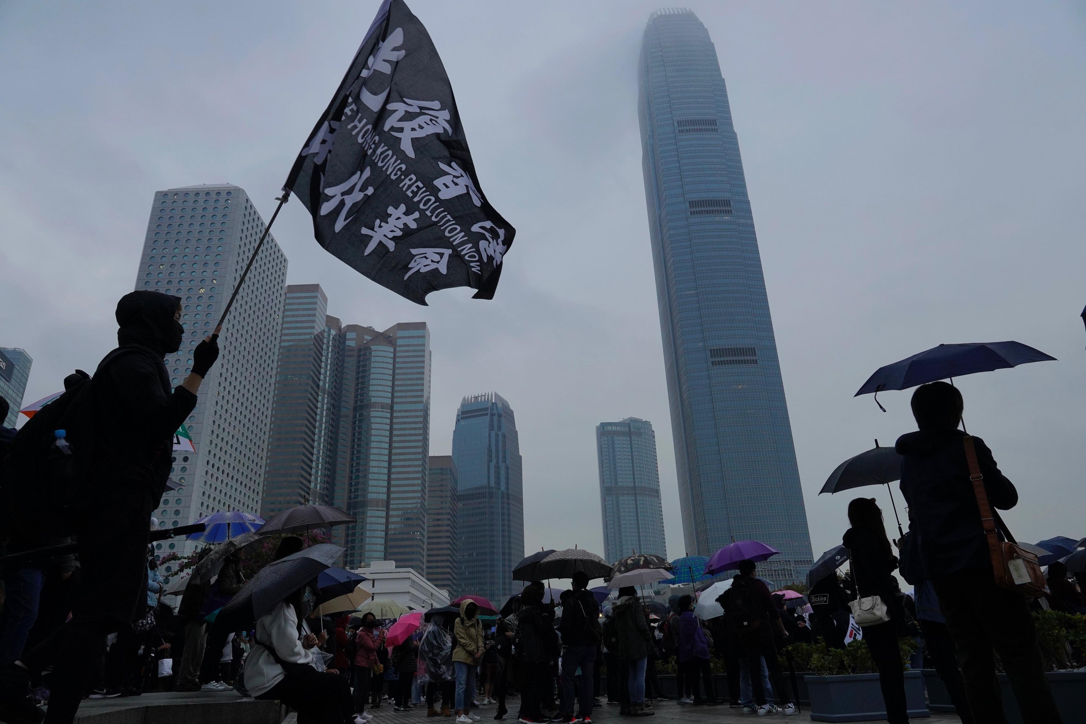 ▲▼5名香港青年參與反送中運動後,轉而搭乘充氣艇逃往台灣。(資料照/達志影像/美聯社)