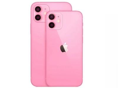 非首例!蘋果傳推出「粉紅色iPhone 13」 8年前iPhone 5C也出過