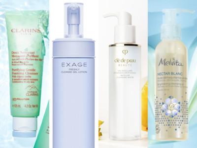 戴完口罩一定要清潔!6大療癒潔膚單品 讓洗臉也變得好舒壓