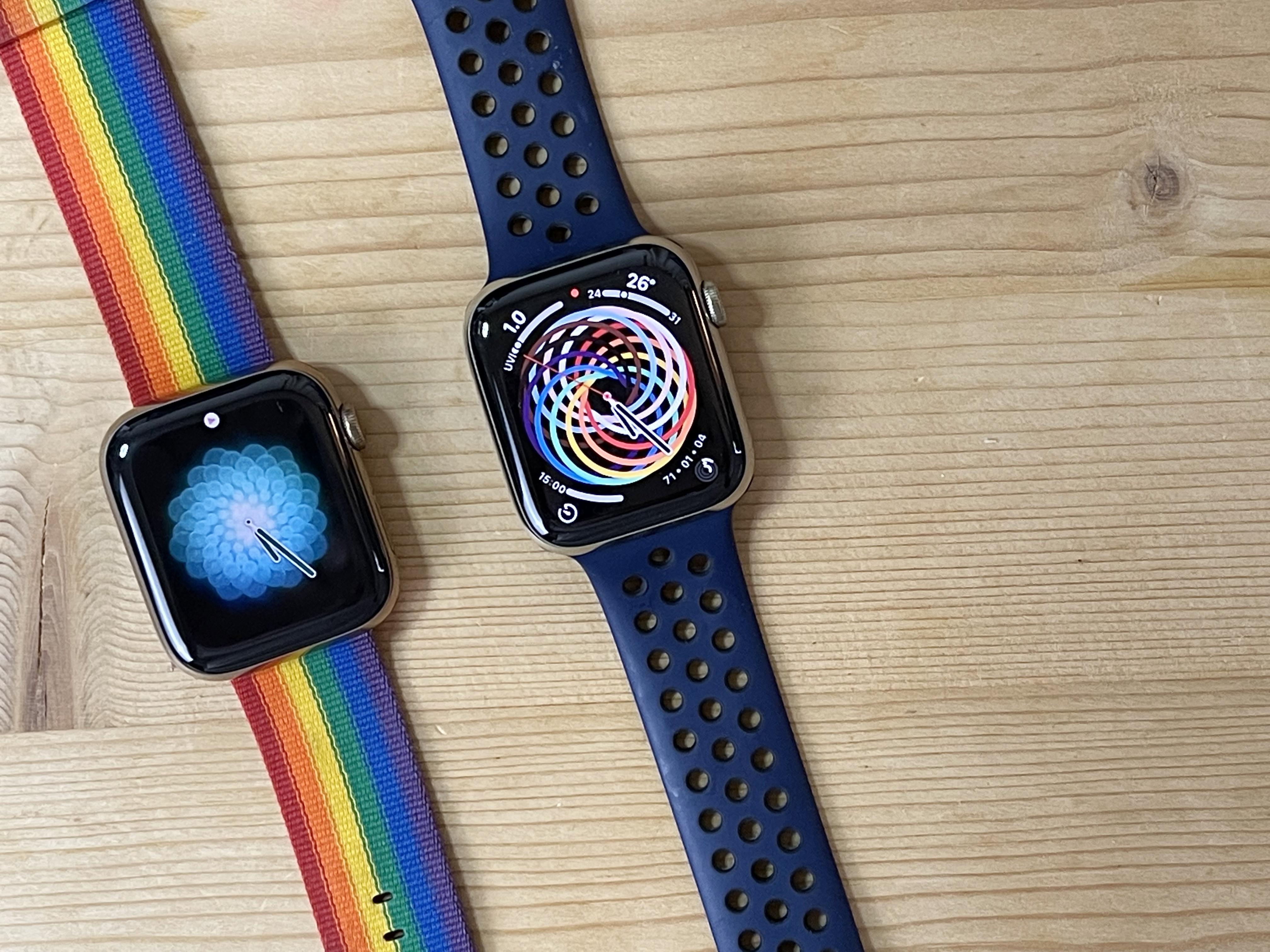 ▲蘋果WatchOS 8新功能體驗與介紹  。(圖/記者洪聖壹攝)