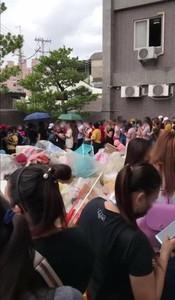 京元電下周恢復正常上班遭質疑 公司:已全員採檢「回來的都陰性」