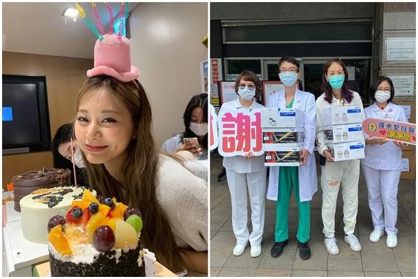 周子瑜捐50台PAPR!生日聯絡賈永婕「這是願望」:希望幫台灣做些什麼